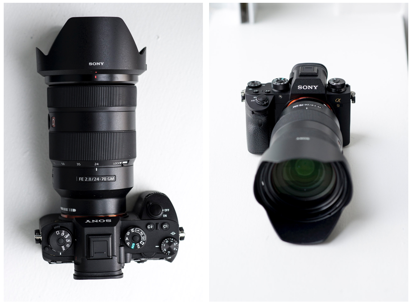 sony a9. it\u0027s clear they\u0027ve taken this same utilitarian sensibility of approach to design throughout the camera, because sony hasn\u0027t just given it an amazing a9