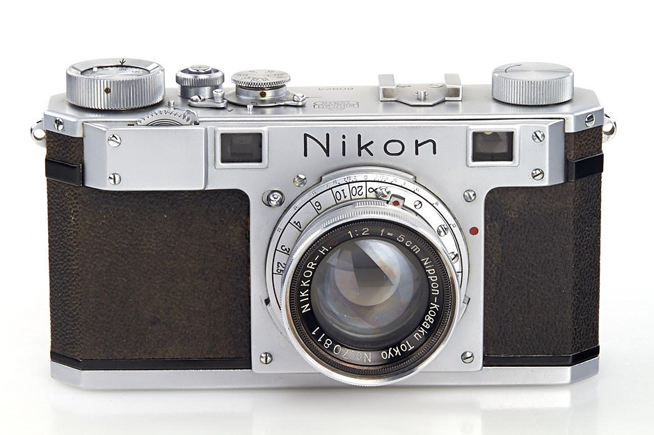 Earliest known Nikon camera fetches over $400,000 in Austrian auction