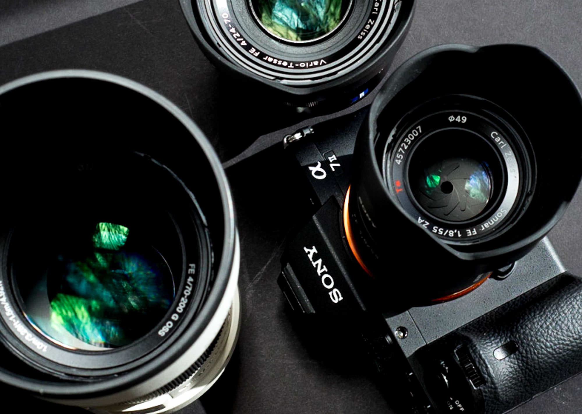 The First 5 Lenses To Buy For Your Sony A7 Series Camera