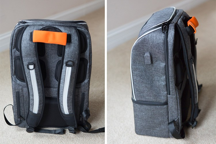 Camera Bag Review – The Udee Backpack