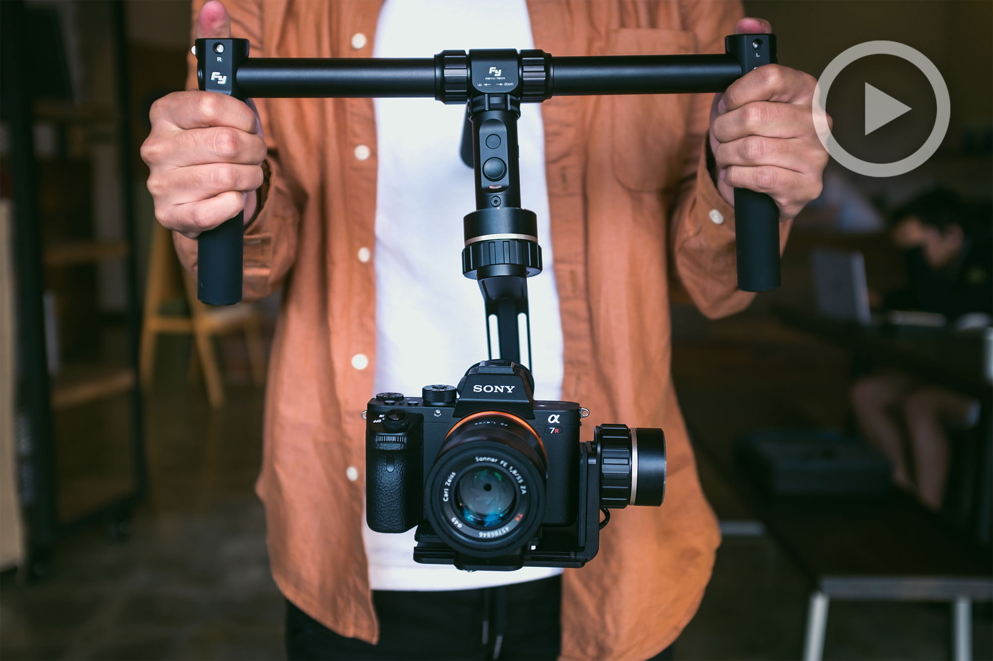 Review | Feiyu MG-Lite V2 3-Axis Motorized Gimbal