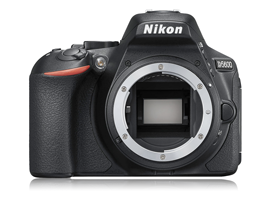 Nikon D5600 sensor review:  Solid performer