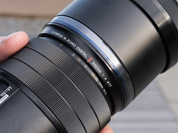 Olympus M.Zuiko Digital ED 300mm F4 IS Pro: a closer look