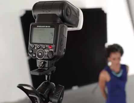 Behind the scenes: Small lighting, big results with Joe McNally