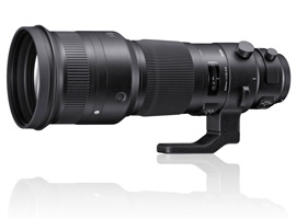 Sigma 500mm f/4 DG OS USM S Canon lens review: Super-sharp shooter